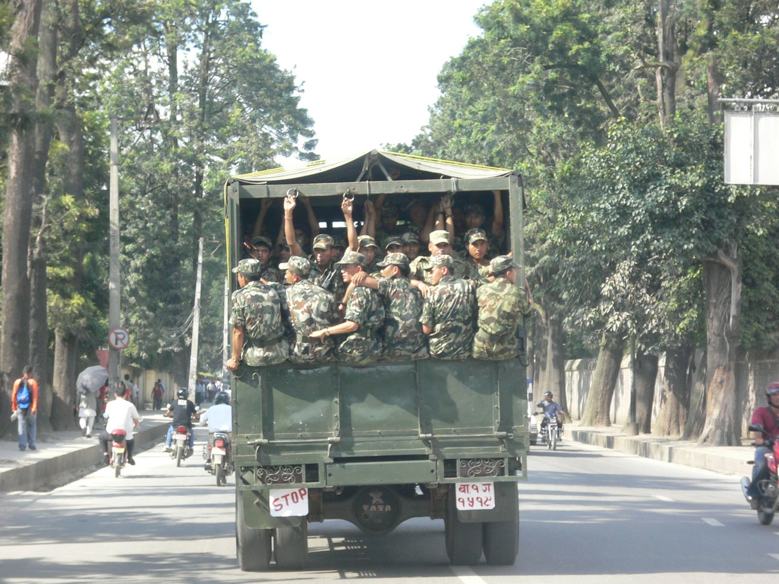 nepal army starts more recruitment pla commander says army not to