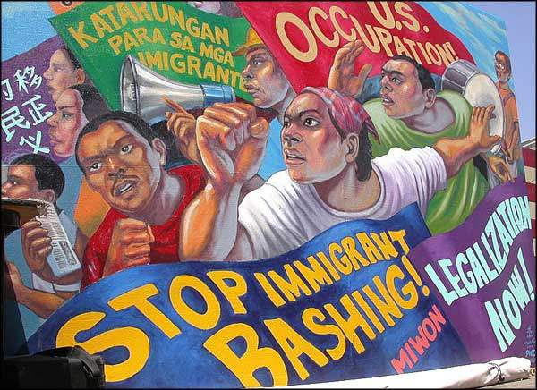 Stop Immigrant Bashing