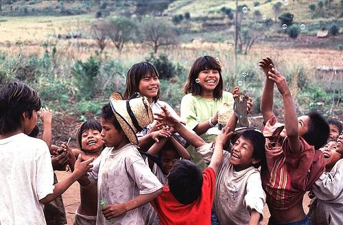 Guarani tribe