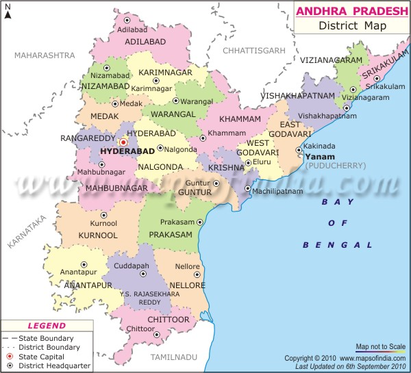 andhra pradesh Andhra pradesh is a state in southern india it lies in the south eastern region of india, with bay of bengal on the east and shares boundaries with telangana in the.