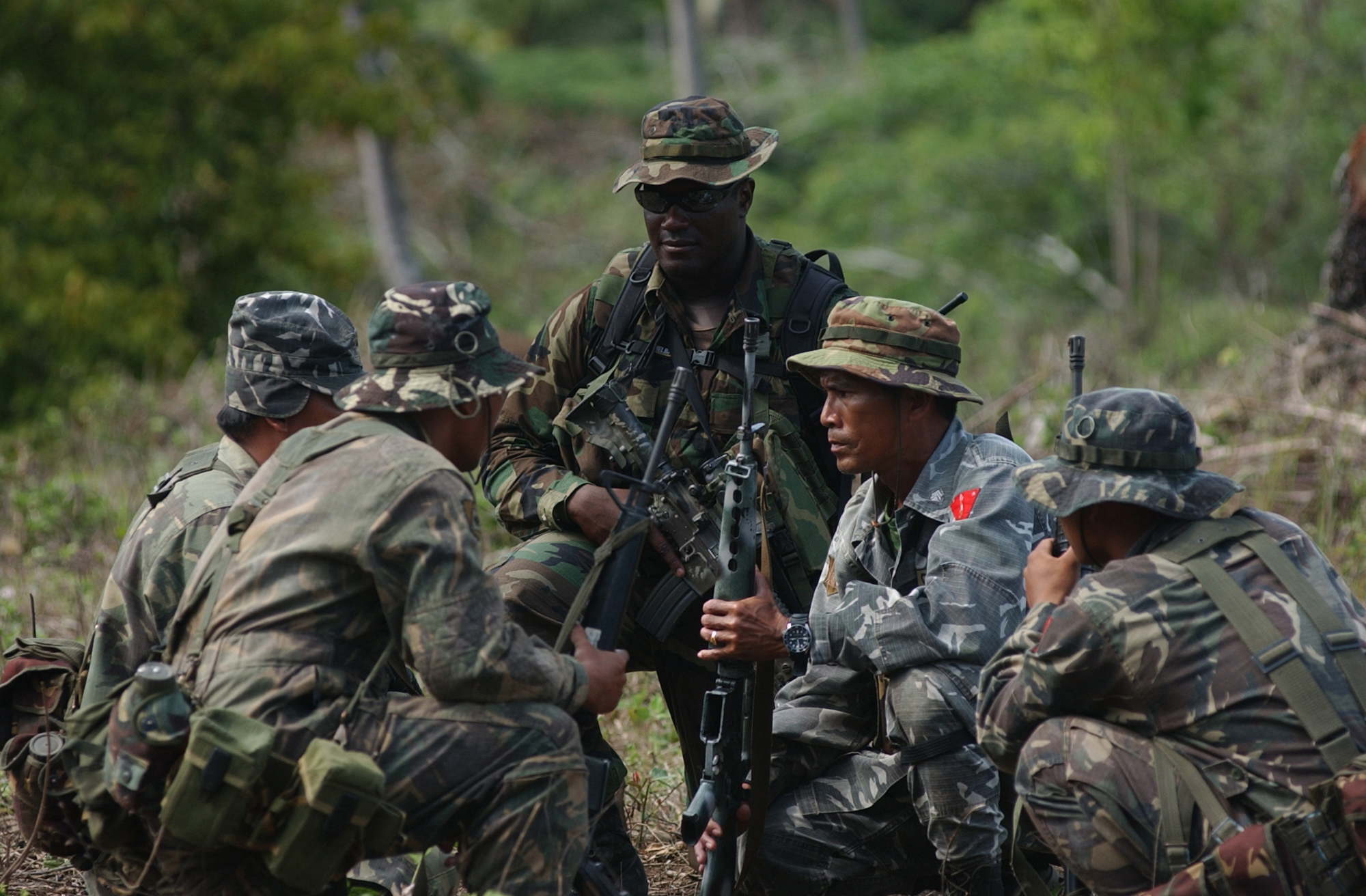 communist insurgency in the philippines history essay Shedden papers philippines 2010 and beyond:  response to the ongoing communist insurgency in the country  the modern history of the philippines is littered .