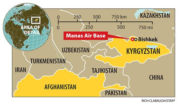 Kirgizisztán kitessékeli az amerikaiakat?