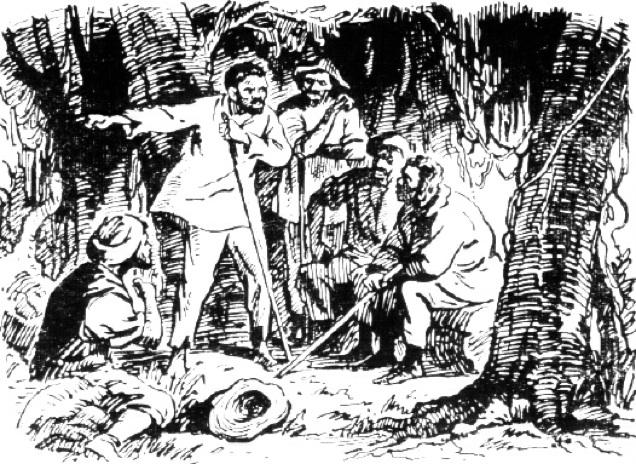 the vision of nat turner for america Information about the nat turner's  nathaniel experiences a vision that commands a holy war nat turner  us - usa history - nat turner's rebellion - america.