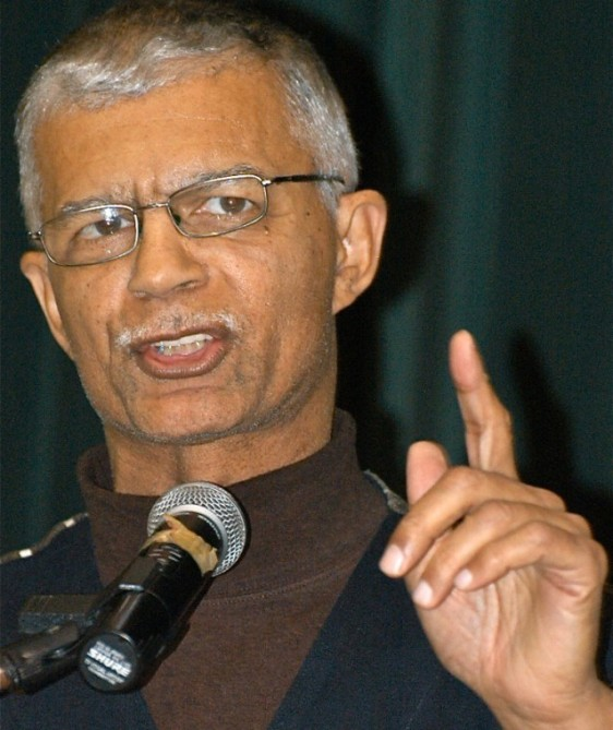 Chokwe Lumumba, 65, former Ward 2 councilman, is the new mayor of Jackson, Miss. He won the general election with 87 percent of the vote