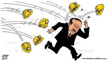 Soma, Turkey mine disaster creates widespread anger at Erdogan.  by Carlos Latuff